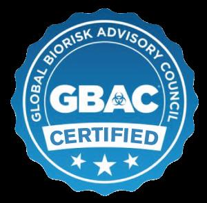 GBAC Certified