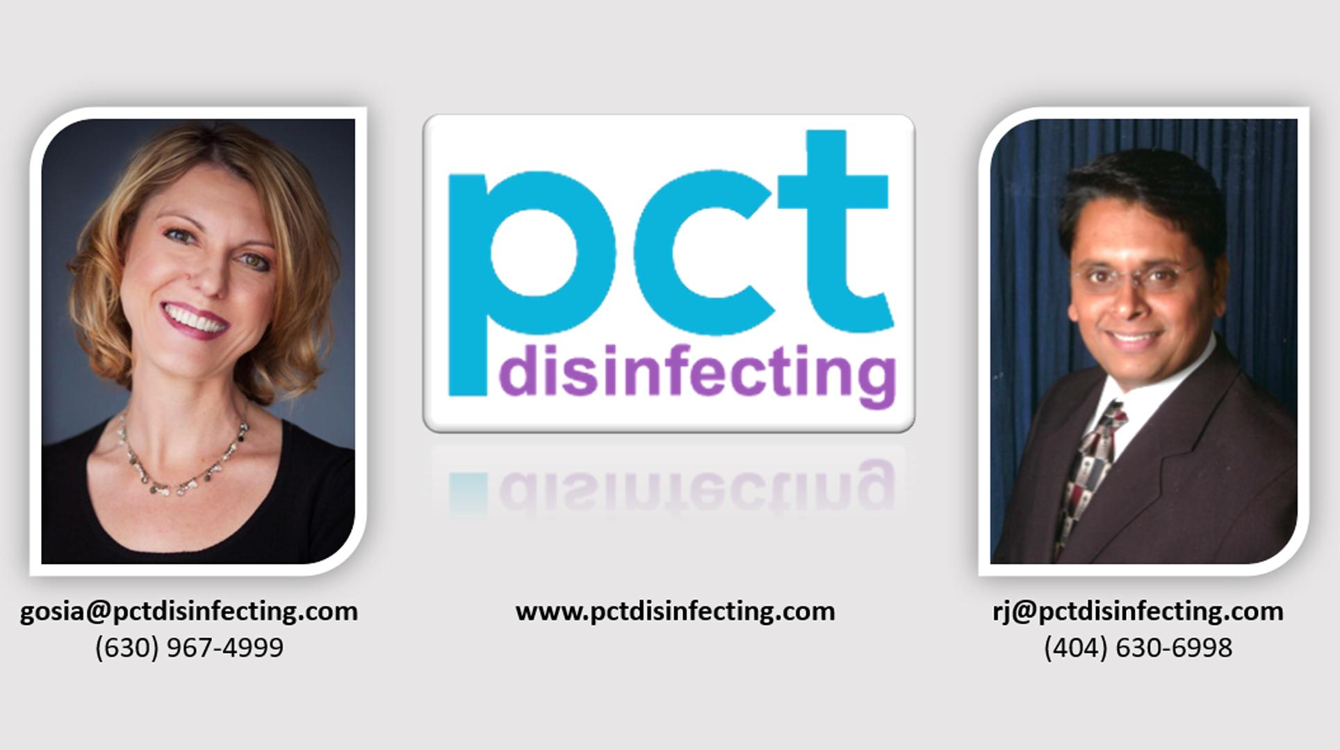 Pricing PCT Disinfecting
