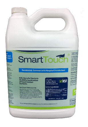 SmartTouch Disinfectant Bottle