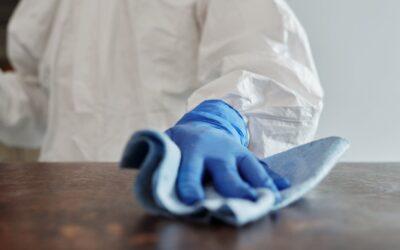 How Long Do Viruses Last On Surfaces?